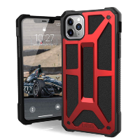Чехол UAG Monarch для iPhone 11 PRO Красный